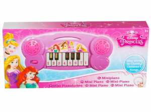 Piano Princesse - Disney