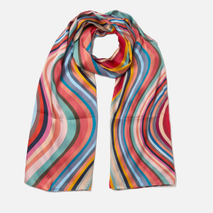 Paul Smith Women's Silk Scarf - Swirl