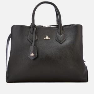 Vivienne Westwood Women's Balmoral Shopper Handbag - Black