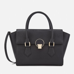 Vivienne Westwood Women's Opio Saffiano Medium Handbag - Black