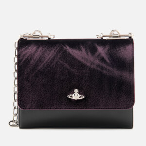 Vivienne Westwood Women's Sheffield Small Yasmine Bag - Black