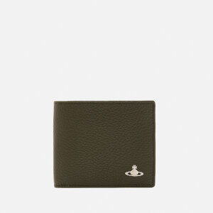 Vivienne Westwood Men's Milano Credit Card Holder - Green