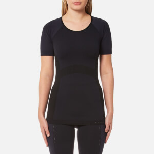 FALKE Ergonomic Sport System Women's Short Sleeve Performance T-Shirt - Platinum