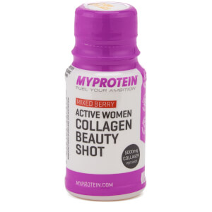 Active Women Collagen Beauty Shot (Smakprov)