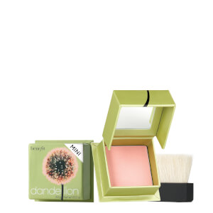 benefit Dandelion Ballerina Pink Blush & Brightening Face Powder Mini