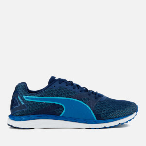 Puma Men's Speed 300 Ignite 2 Running Trainers - Lapis Blue/Blue Depths/Turquoise