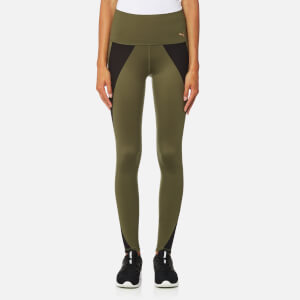 Puma Women's Powershape Tights - Olive Night