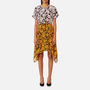 KENZO Women's Soft Flare Dress - Multi