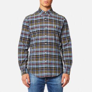 Polo Ralph Lauren Men's Madras Check Shirt - Multi