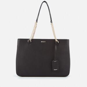 DKNY Women's Bryant Park Shopper Tote Bag - Black
