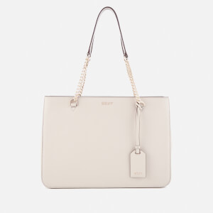 DKNY Women's Bryant Park Shopper Tote Bag - Blush Grey
