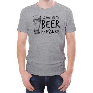 Beer Pressure Men's T-Shirt