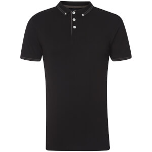 Advocate Men's Ralling Polo Shirt - Black