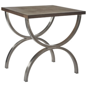 Fifty Five South Greenwich Side Table - Antique Distressed