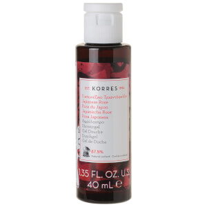 Gel de ducha Japanese Rose de KORRES 40 ml