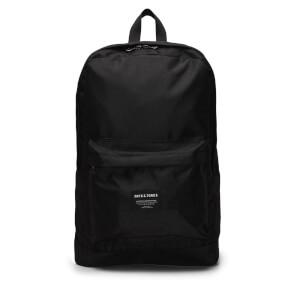 Jack & Jones Men's Basic Backpack - Black