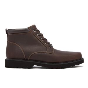 Rockport Men's Main Route Northfield Plaintoe Boots - Chocolate