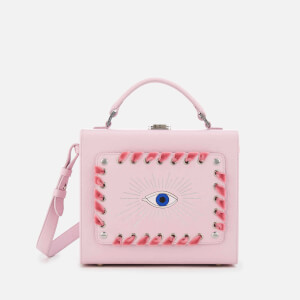 meli melo Women's Mary Antoinette Bag - Blush/Eye