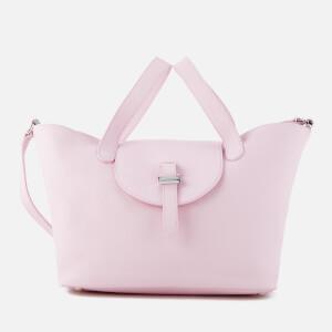 meli melo Women's Thela Medium Tote Bag - Blush