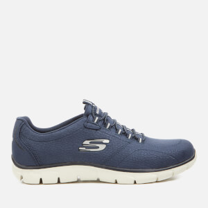 Skechers Women's Empire Take Charge Trainers - Navy