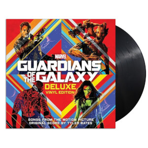 Guardians of the Galaxy Vol 1. - Deluxe Vinyl