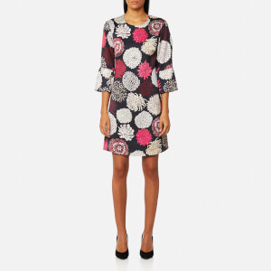 PS by Paul Smith Women's Dahlia Print Dress - Black