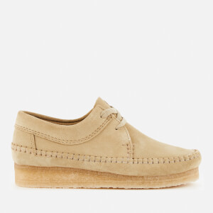 Clarks Originals Women's Weaver Shoes - Maple Suede