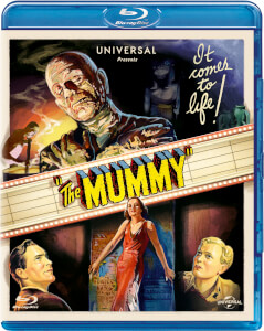 The Mummy (1932) + Bonus Disc