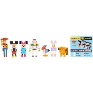 Lot de 7 Mini-Figurines Disney Crossy Road