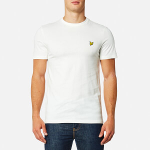Lyle & Scott Men's Crew Neck T-Shirt - Off White