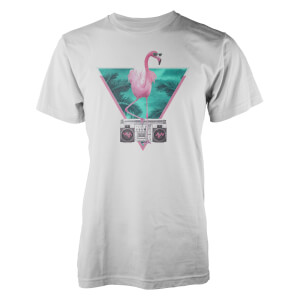 Farkas Miami Flamingo Men's T-Shirt
