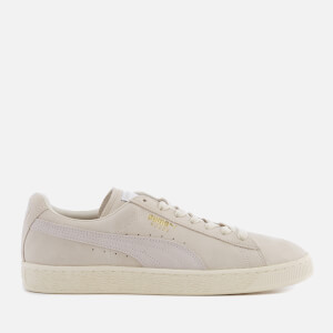 Puma Men's Suede Classic + Trainers - Birch/Puma White