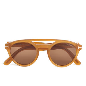 Tom Ford Women's Clint Sunglasses - Amber