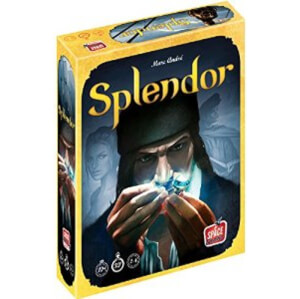 Jeu Splendor (Space Cowboys)