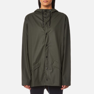 RAINS Jacket - Green