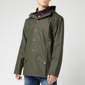 RAINS Men's Jacket - Green