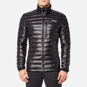 adidas Terrex Men's Hybrid Down Jacket - Black