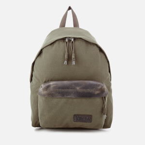 Eastpak Men's Authentic Axer Padded Pak'r Backpack - Axer Moss