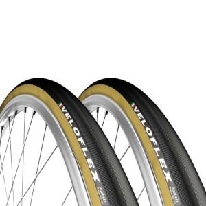 Veloflex Roubaix チューブラー タイヤ - 2本セット