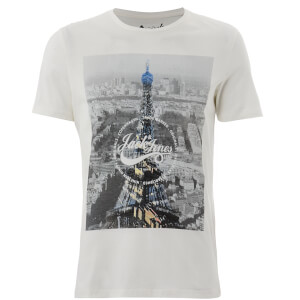 Jack & Jones Men's Originals Arco T-Shirt - Cloud Dancer