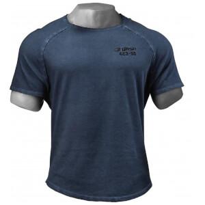GASP Heritage Raglan T-Shirt - Petrol Blue