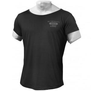 Better Bodies Tribeca T-Shirt - Black
