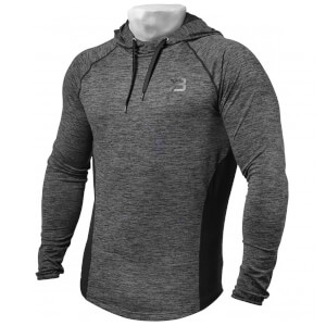 Better Bodies Performance Mid Hoody - Graph Melange