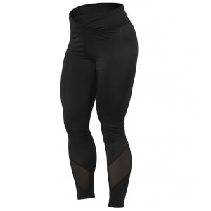 Better Bodies Wrap tights - Black