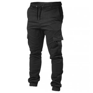 Better Bodies Alpha street pants - Black