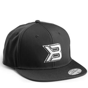 Better Bodies Flat Bill Cap - Black