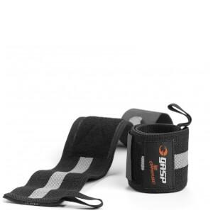 GASP 1Rm Wrist Wraps - Black/Grey