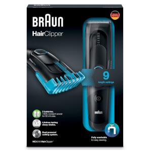 Braun HC5010 Hair Clipper for Men: Image 2