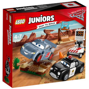 LEGO Juniors: Cars 3 Willy's Butte Speed Training (10742)