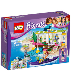 LEGO Friends: Le magasin de plage (41315)